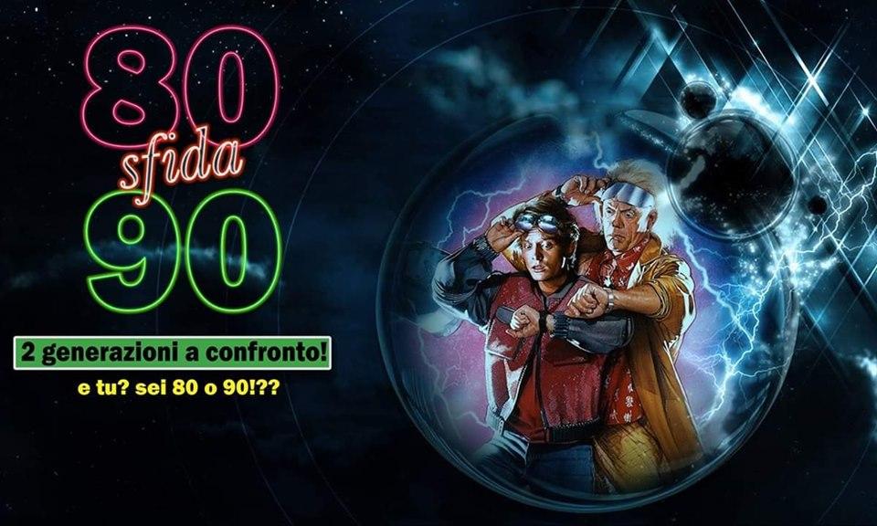 80 SFIDA 90